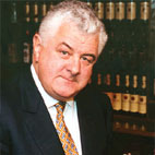 Richard Burrows CEO Irish Distillers