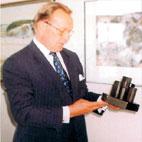 Prime Minister of Finland, Harri Holkeri