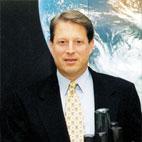 Al Gore, Jr. Vice President United States of America