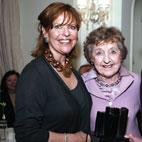 Susan Davis, Susan Davis International with her mother Vivien