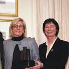 Nancy E. Soderberg, Key Advisor to President Clinton in the Irish Peace Process