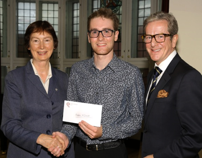 A McDonnell The Flax Trust Music Bursaries at Queens University