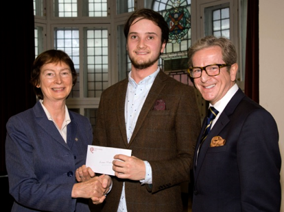 Andrew Masterson The Flax Trust Music Bursaries at Queens University