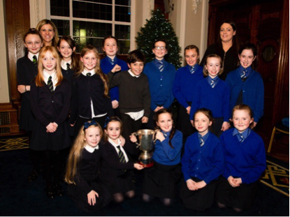 01 Inter School Christmas Gala Competition (FISCA) in Belfast City Hall, December 14th, 2017