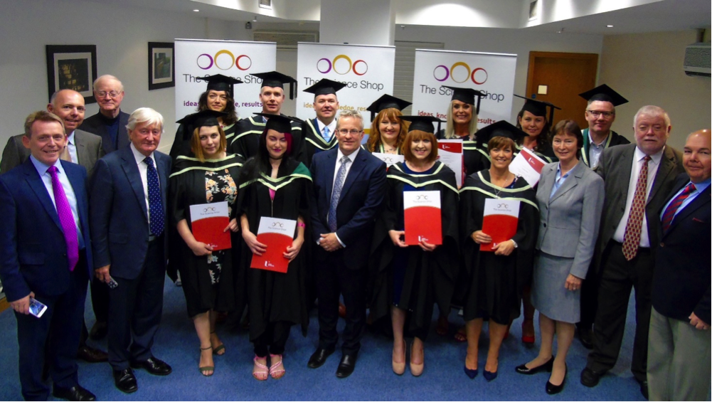 SchoolEnterprise2017 Ulster University, School for Social Enterprises in Ireland, 21 Graduates in 2017