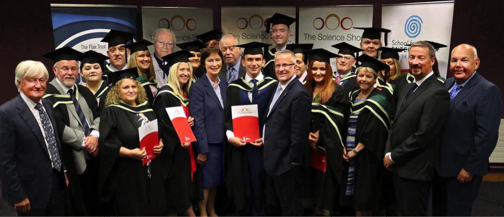 SchoolEnterprise2018 Ulster University, School for Social Enterprises in Ireland, 23 Graduates in 2018