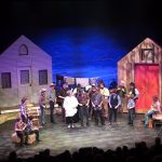 The Flax Trust Arts Musical Production of Rodgers & Hammerstein's Oklahoma! Mac Theatre Belfast 7th August 2019