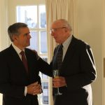 OL9A0033 150x150 Flax Trust/America Champagne Reception & Breakfast Co Chairs Jim Boland, Chair Flax Trust/America & Mike McCurry, Director Flax Trust/America  Tuesday November 26th 2019, The Hay Adams The Rooftop Terrace