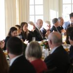 OL9A0127 150x150 Flax Trust/America Champagne Reception & Breakfast Co Chairs Jim Boland, Chair Flax Trust/America & Mike McCurry, Director Flax Trust/America  Tuesday November 26th 2019, The Hay Adams The Rooftop Terrace