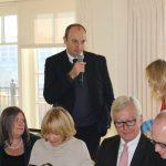 OL9A0236 150x150 Flax Trust/America Champagne Reception & Breakfast Co Chairs Jim Boland, Chair Flax Trust/America & Mike McCurry, Director Flax Trust/America  Tuesday November 26th 2019, The Hay Adams The Rooftop Terrace