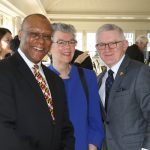 OL9A0310 150x150 Flax Trust/America Champagne Reception & Breakfast Co Chairs Jim Boland, Chair Flax Trust/America & Mike McCurry, Director Flax Trust/America  Tuesday November 26th 2019, The Hay Adams The Rooftop Terrace