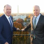 OL9A9972 150x150 Flax Trust/America Champagne Reception & Breakfast Co Chairs Jim Boland, Chair Flax Trust/America & Mike McCurry, Director Flax Trust/America  Tuesday November 26th 2019, The Hay Adams The Rooftop Terrace