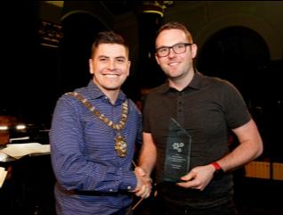 1 The North Belfast Community Leadership Awards Friday 24th January 2020