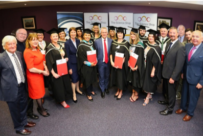 SSEI 2019 School for Social Enterprises in Ireland (SSEI)/Ulster University Business School Graduation 4th July 2019